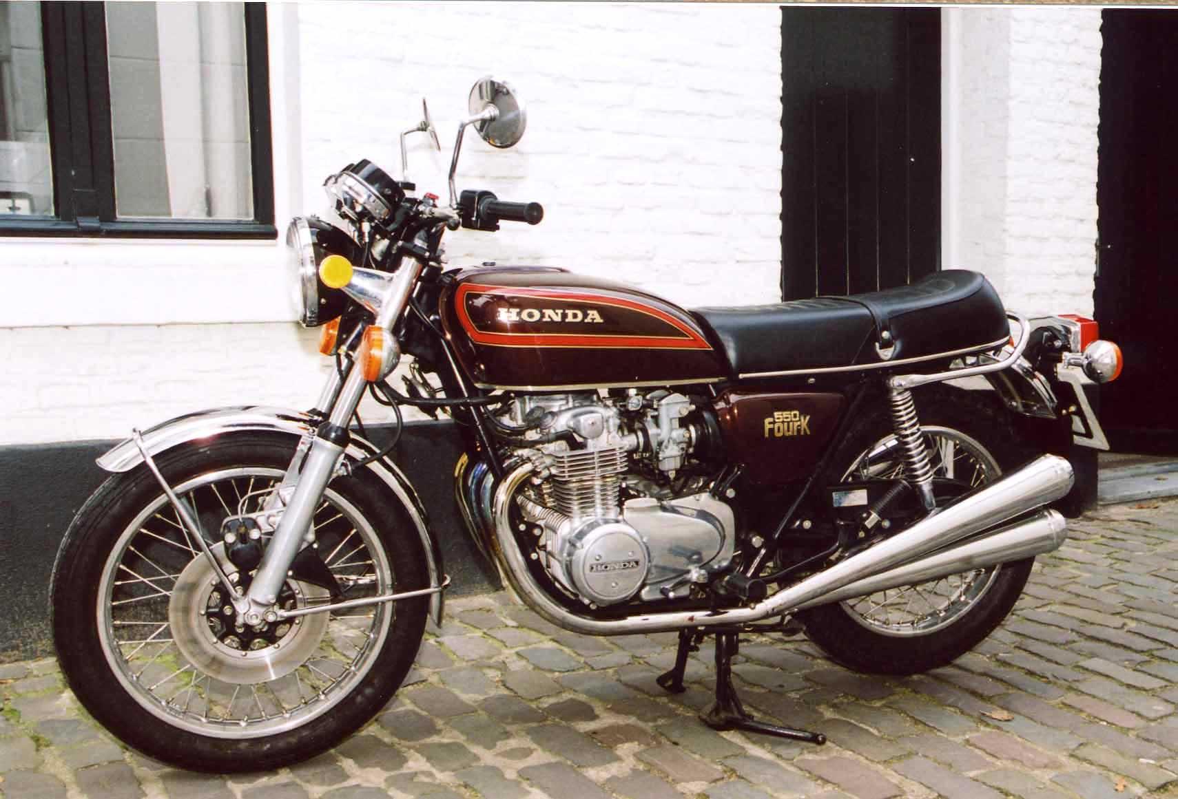 HondaCB550FourK1977